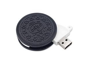 Pen USB 100% personalizada em PVC